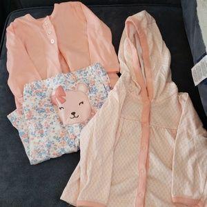 3 Piece Carters Clothes